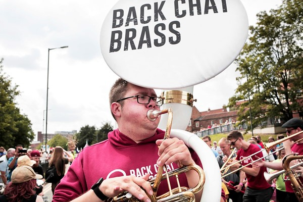 Back Chat Brass - Activity 1